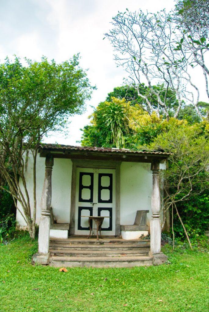 Lunuganga Geoffrey Bawa Designed building
