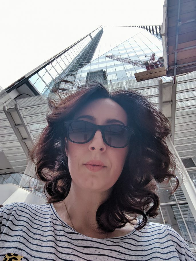 things to do near the shard hair salon result