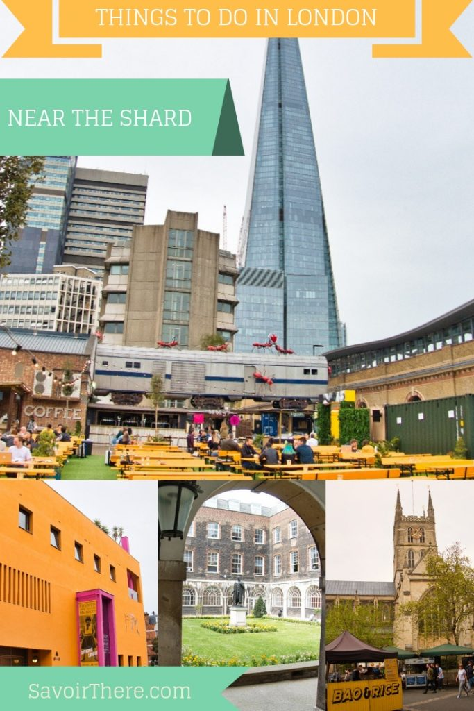 Things to do in London near The Shard