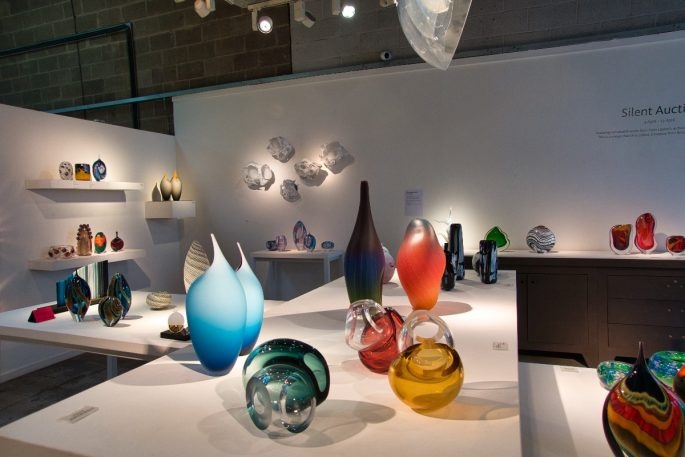 Things to do near the shard - glassblowing