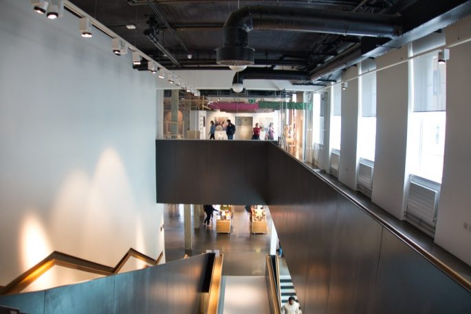 Things to do near the shard- science gallery