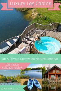 Cotswolds Log Cabin Holidays