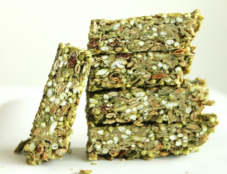 granola bars for travel
