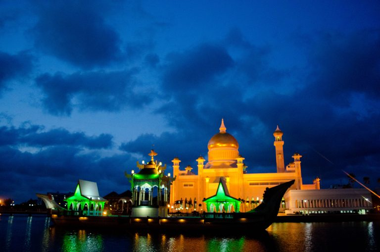 Day trip to Brunei