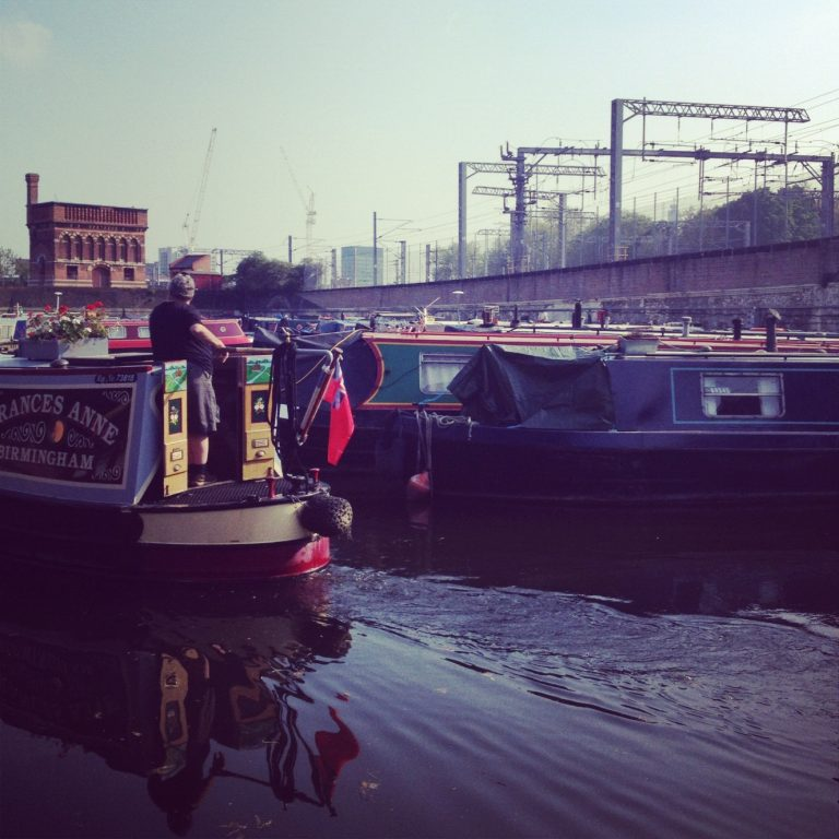 Regent's Canal at King's Cros