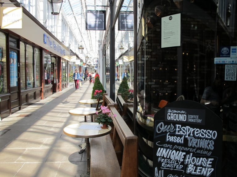 Signs Of The Times: 6 Of The Best Cardiff Coffee Shops