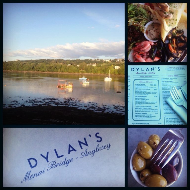 Places to eat in Anglesey - Dylan's