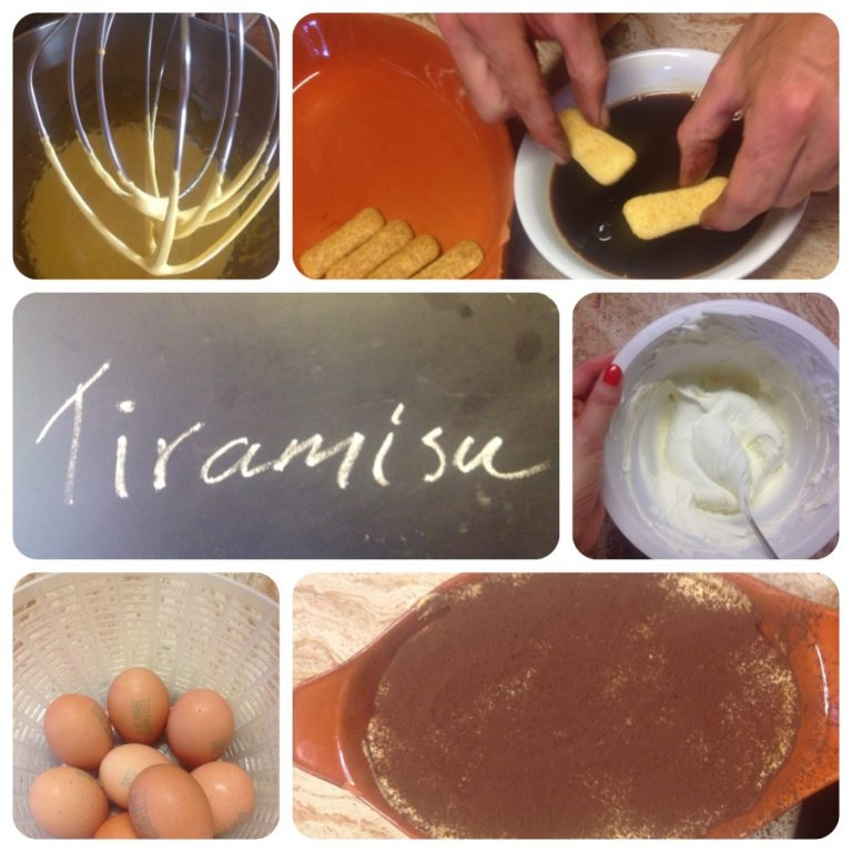 Tuscan Cookery School - Tiramisu