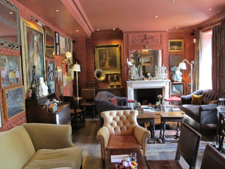 Zetter townhouse hotel 39 s bar savoir there get to know for Dining room zetter townhouse