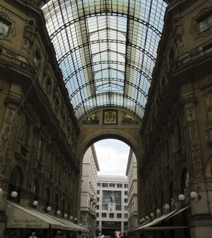 Milan Shopping Arcade