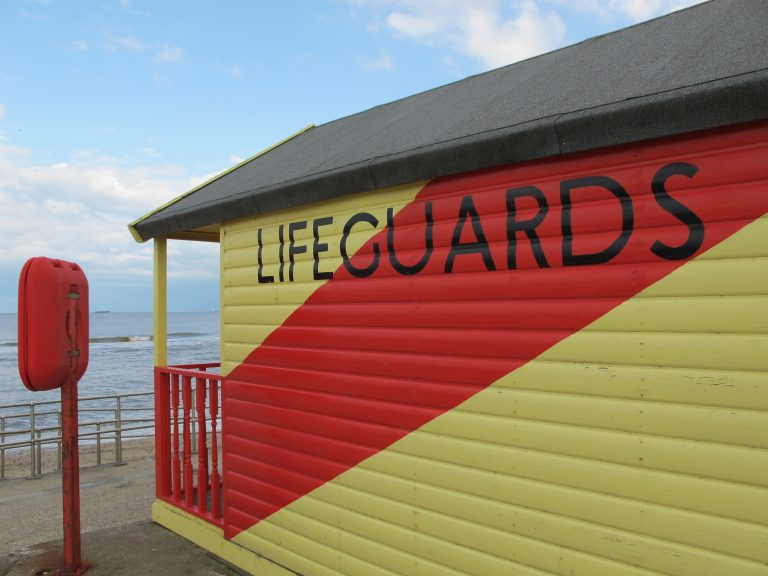 Southwold Pier Lifeguards Hut