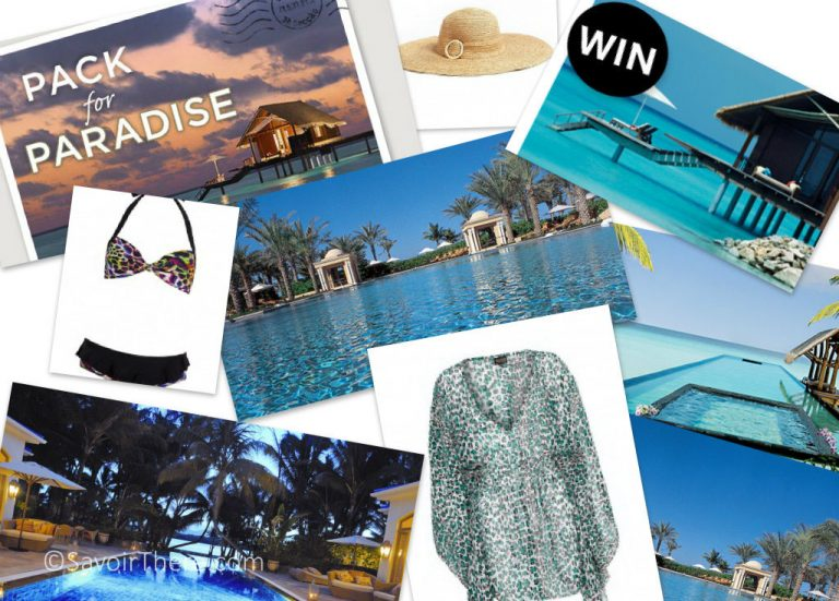 Win with my-wardrobe.com and One&Only resorts