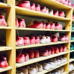 Bocache Salvucci shoe moulds