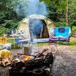 Camping in Sussex