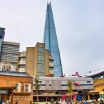 Things to do near the shard Vinegar Yard close up