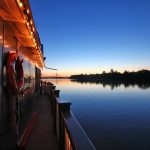 Paddlewheeler on the Fraser River