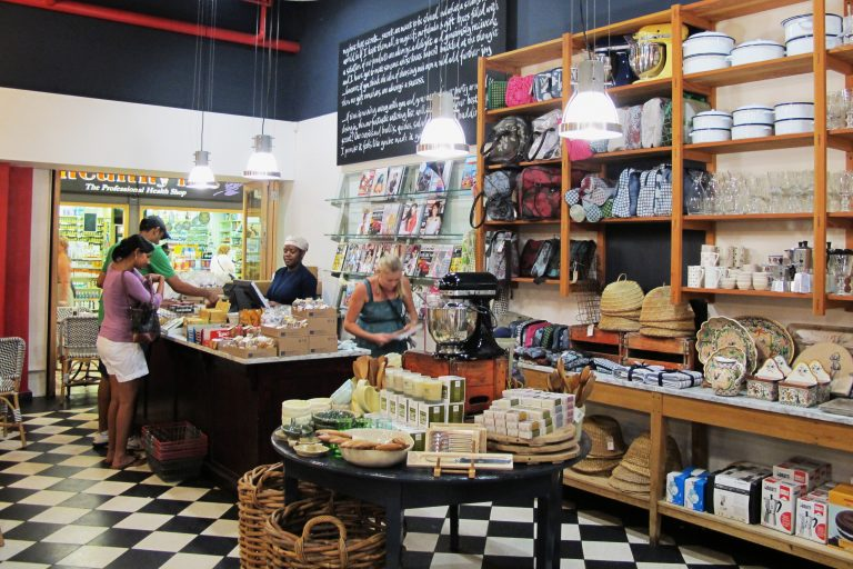 Melissa's Food Shop at the V&A Waterfront, Cape Town