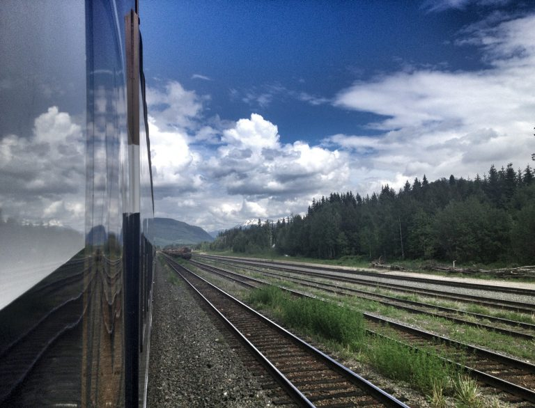 Reflections on The Rocky Mountaineer